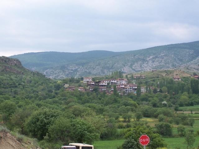 Salar Köyü Kaya Mezarı, Boyabat Kastamonu karayolunun on beşinci kilometresinde Salar Köyü sınırları içinde yer alır. Kaya mezarına ulaşmak için karayolundan ayrılarak köy yoluna girmek ve yaklaşık 750 metre kadar yol almak gerekir. Köyün doğusunda ve yüksekçe bir kalker kayanın üzerinde yer alan Mezar Gökırmak ovasına hakim bir tepededir.