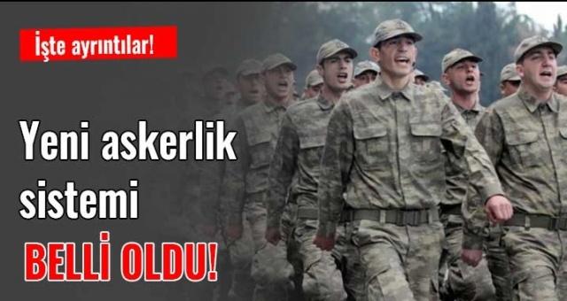 Cumhurbaşkanı Erdoğan'dan son dakika yeni askerlik sistemi açıklaması: Bedelli askerlik kalıcı hale geliyor!