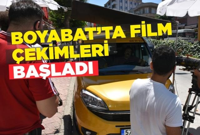 Nasipse Olur Sinema Filminin Çekimleri Başladı  Yapımcılığını Greenart Grup'tan Vahdet Erdoğan'ın üstlendiği Nasipse Olur filminin hazırlıkları tamamlanarak çekimleri başladı.