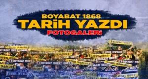 Boyabat 1868 Spor Tarih Yazdı