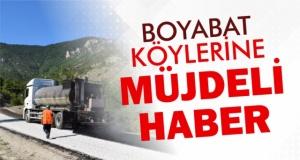 Sinop Köylerine 43 milyon TL ödenek