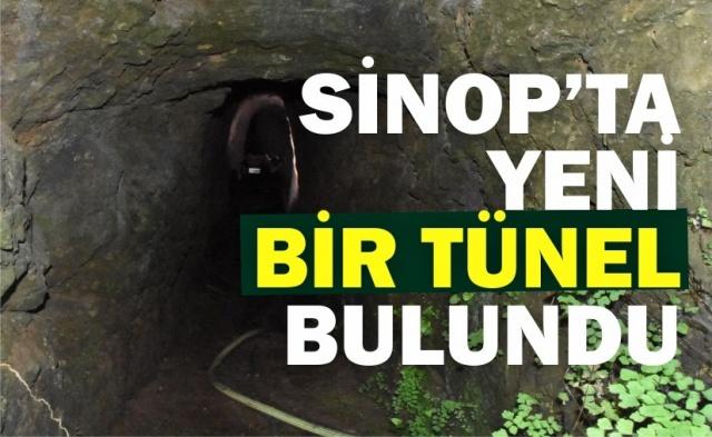 Sinop'taki 3 bin yıllık tüneller gizemini koruyor