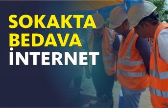 Gerze'de YöneTT Wi-Fi projesi hayata geçiyor