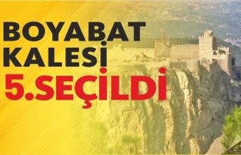 Boyabat Kalesi Türkiye'nin En Görkemli 5. Kalesi