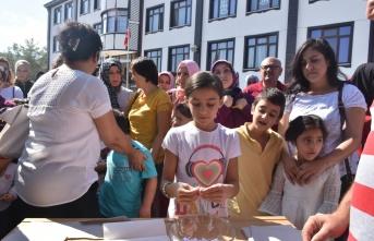 Boyabat'ta 1. Sınıf Öğrencilerin Sınıfları Kurayla Belirlendi