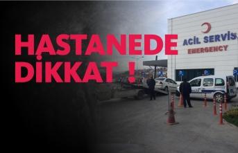Boyabat Devlet Hastanesi'nde Yanlış Park Ceza Getiriyor