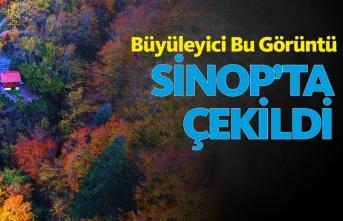 Sinop Doğa Güzellikleri İle Göz Kamaştırıyor