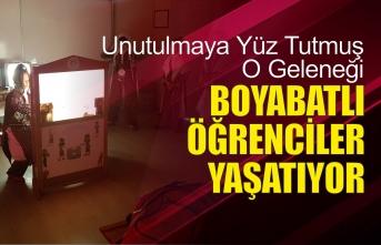 Boyabat Cumhuriyet İlkokulundan Anlamlı Proje