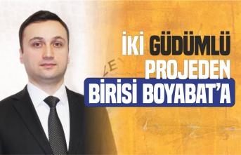 Dr.Serkan Genç ,Gelecek Boyabat'ta... İşte O Proje !