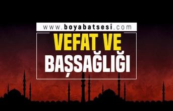 Hacı Hasan Sönmezoğlu Vefat Etti
