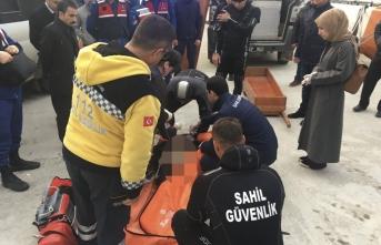 Kastamonu'da balıkçı teknesi battı 2 Ölü