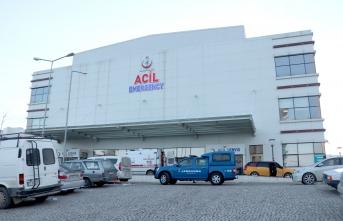 KastamonuDevlet Hastanesinden hırsızlık