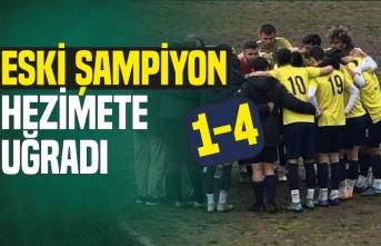 Boyabat 1868 Spor Şampi...