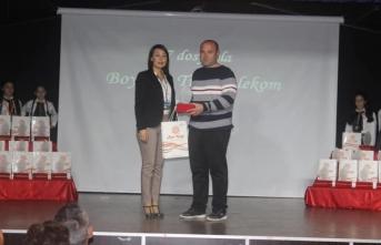Boyabat Fen Lisesi Türkiye Geneli İki Ödül Birden Aldı