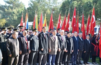 Boyabat'ta 18 Mart Şehitleri Anma Günü Törenle Kutlandı