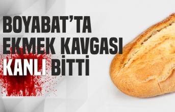 Boyabat'ta Ekmek Kavgası Kanlı Bitti