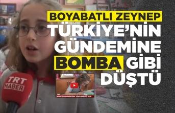 Boyabatlı Öğrenci Türkiye'nin Gündeminde