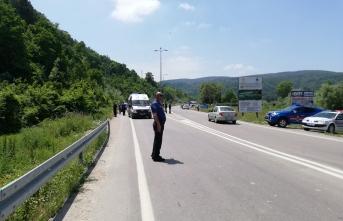 Erfelek'ta Trafik Kazası 1 Ölü