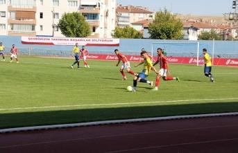 Tur Çankırıspor'un oldu