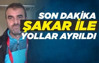 Boyabat 1868 Spor Teknik Direktör Mustafa Şakar ile yollarını ayırdı