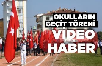 Boyabat 29 Ekim Cumhuriyet Bayramı Geçit Töreni