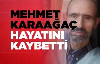 Nalbur Mehmet Karaağaç Vefat Etti