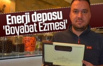 ''Boyabat Ezmesi'' Türkiye'nin dört bir yanından büyük talep görüyor