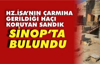 Sinop'ta bulundu, Dünyanın Gözü burada...