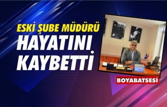 Boyabat İş Bankası Şube Müdürü Ramazan Karadoğan Vefat Etti