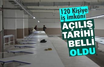 Boyabat'a iş imkanı sağlayacak tekstil firması açılıyor