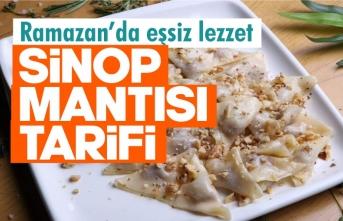 Sinop Mantısı nasıl yapılır ?