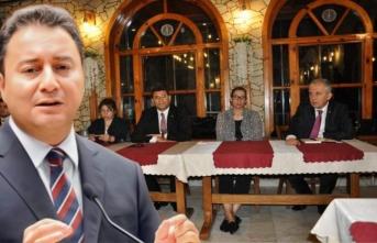 DEVA Partisi Sinop'ta startı verdi haftaya il başkanı belli oluyor