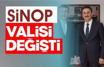 Sinop Valiliğine Erol Karaömeroğlu atandı