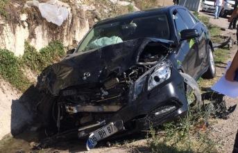 Sinop Valisinin geçirdiği kazada bir kişi öldü