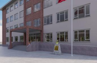 Boyabat'a yeni okul