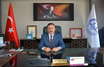 İl Müftüsü Mustafa Düzgüney Görevine Başladı.