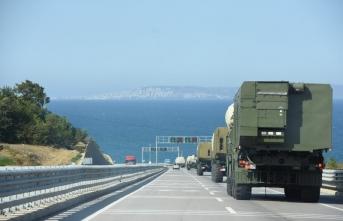 S-400'ler Sinop'a konuşlanıyor