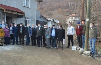 Karadeniz: Durağan Türkiye'nin hizmet noktasında en geri kalmış ilçesidir