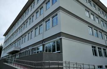 Boyabat İmam Hatip Lisesi ve yurt inşaatı Şubat'ta tamamlanıyor