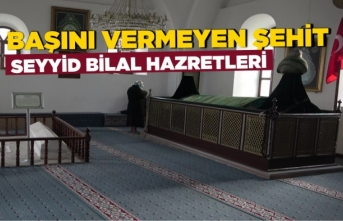 Sinop'un Eyüp Sultanı