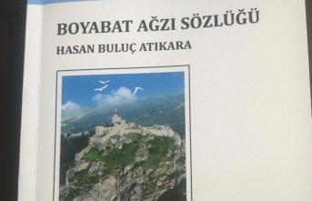 Boyabat Ağzı Sözlüğü'nün ikinci baskısı yapıldı