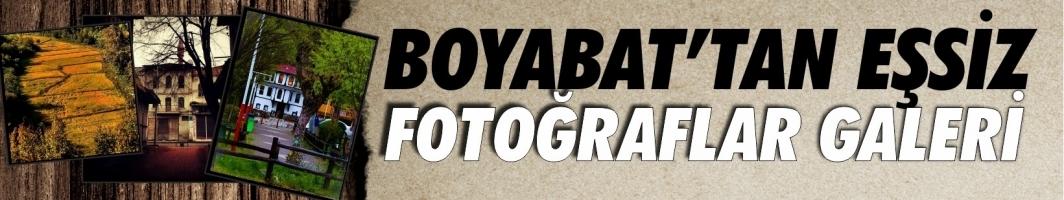 Boyabat'tan eşsiz fotoğraflar