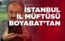 Boyabatlı Profesör İstanbul İl Müftüsü Oldu