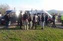 Boyabat Bektaş Köyü Mevkiinde trafik kazası