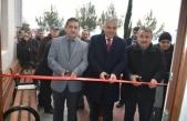 Boyabat'ta Çamlıca Tepe Camisi Kur'an Kursu Açıldı