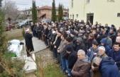 Emekli Öğretmen Cevat Kuzulu, Köyünde Toprağa Verildi