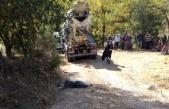 Boyabat Mahmutlu Köyü'nde Beton Mikserinin Altında Kalan Kadın Hayatını Kaybetti