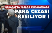 Yasağa uymayan 65 yaş üstü kişilere Polis ekipleri ceza kesiyor