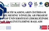 Sinop Üniversitesi'nden kadınların istihdam edilmesine yönelik proje