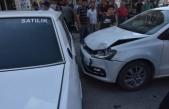 Boyabat'ta Trafik Kazası